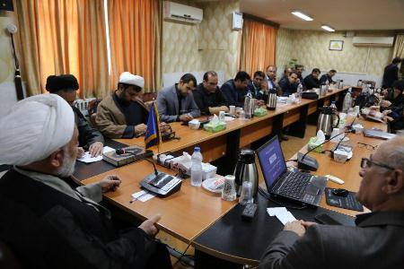 جلسه هم اندیشی اساتید دانشگاه علوم پزشکی بجنورد با حضور نماینده ولی فقیه در استان
